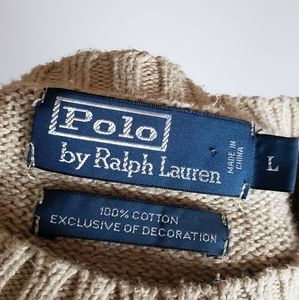 Vintage Polo by Ralph Lauren Sweater